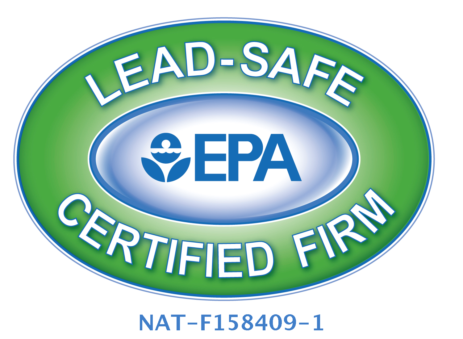 LEAD-SAFE Certified Company
